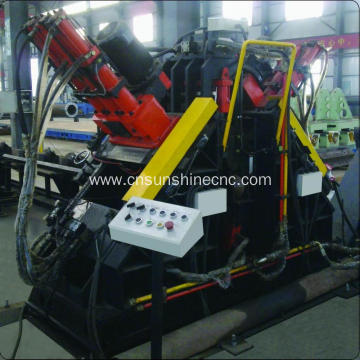 CNC Angle Steel Drilling&Typing Machine